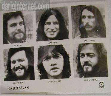 Barrabas Atco Postcard