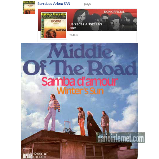 Arbex Samba d'amour 1973
