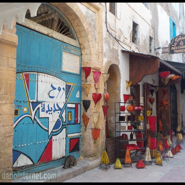 Essaoura Morocco Medina Portal