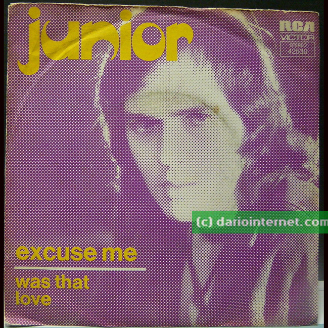 Junior - Excuse Me (France Edition) R.I.P