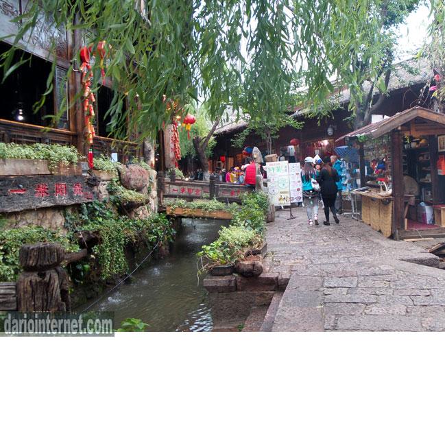 Lijian China  Alley - My travel pics