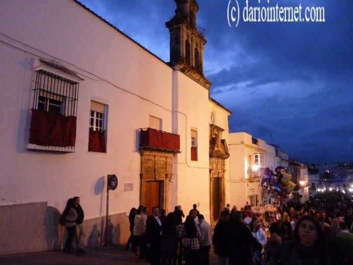 Easter Parade Arcos De La Frontera 2011