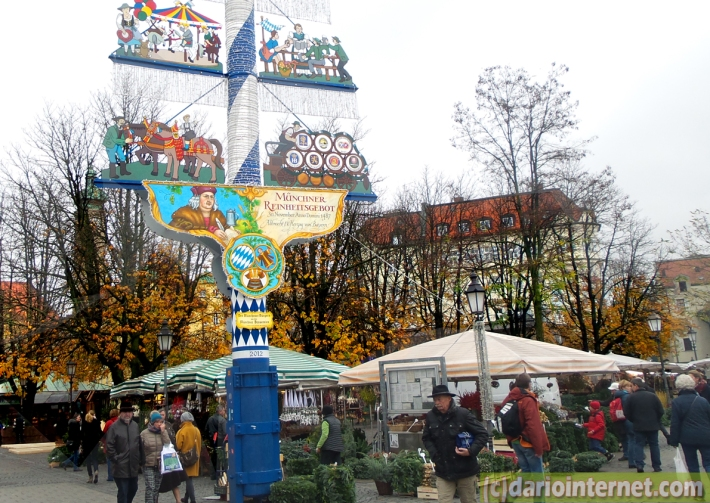 Münchner  Reinheitsgebot